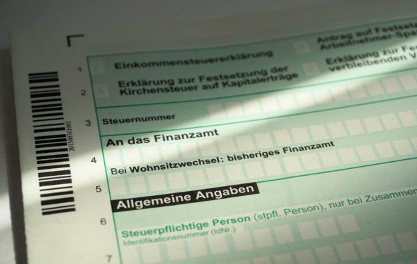 Umsatzsteuervoranmeldung vom Buchhalter